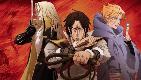 Последний сезон аниме по Castlevania получил дату премьеры