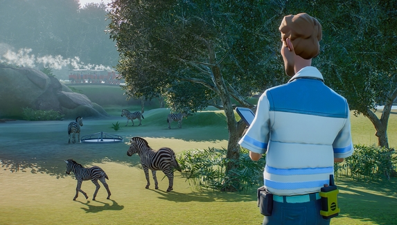 Planet Zoo, Jurassic World Evolution и Elite Dangerous — в Steam началась распродажа игр Frontier Developments