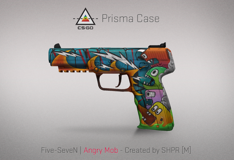 Prisma Five-SeveN