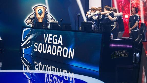 Vega Squadron представила команду на летний сплит LCL 2020