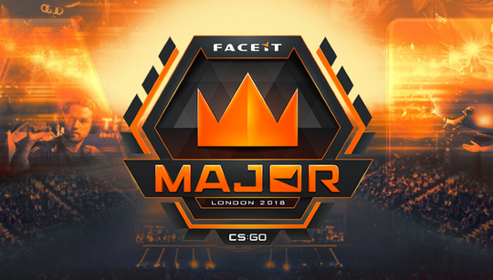How to watch the FACEIT Major: London 2018 - New Challengers