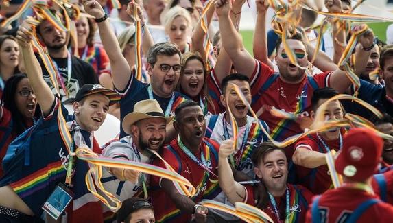 Киберспорт добавили в программу международных гей-игр