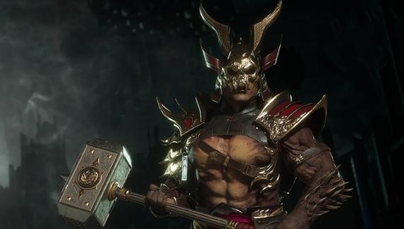 Шао Кан крушит соперников молотом в новом трейлере Mortal Kombat 11