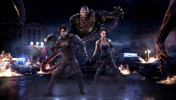 Дополнение Resident Evil для Dead by Daylight возглавило еженедельный чарт Steam