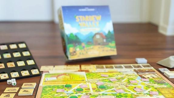 Разработчик симулятора фермы Stardew Valley анонсировал настольную версию игры