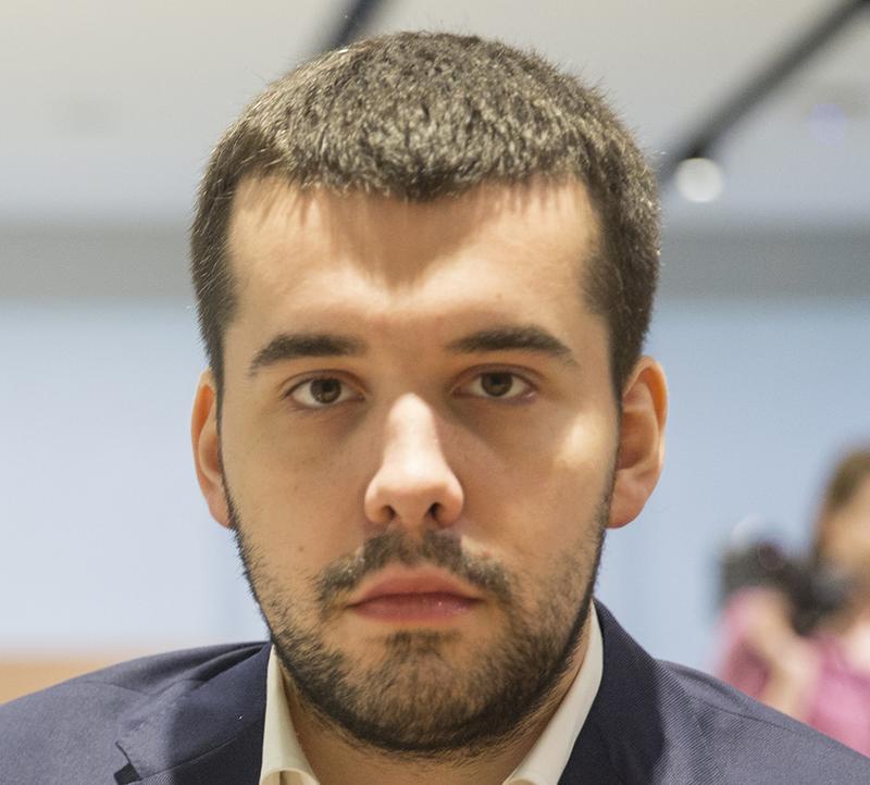 Ян Непомнящий, шахматист
