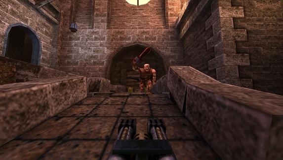 Опубликовано сравнение графики оригинала и ремастера Quake