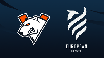 Virtus.pro сыграет на European League - Season 1 - Stage 2