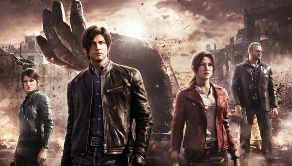 Netflix показал вступительную сцену из Resident Evil: Infinite Darkness