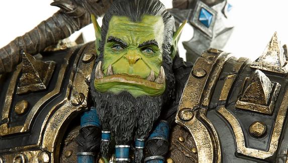 В магазине Blizzard появилась статуэтка Тралла за ₽57тысяч