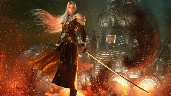 Сефирот из Final Fantasy VII появится в Super Smash Bros. Ultimate