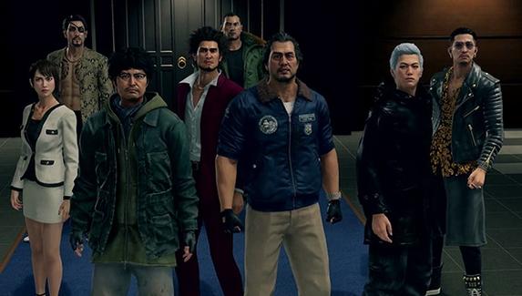 Вышел трейлер Yakuza: Like a Dragon, приуроченный к релизу на PlayStation 5