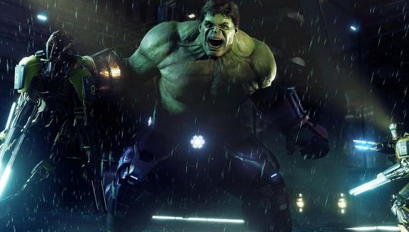 Хакеры взломали Marvel's Avengers