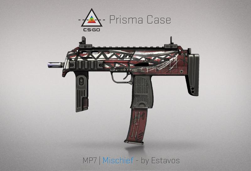Prisma MP7