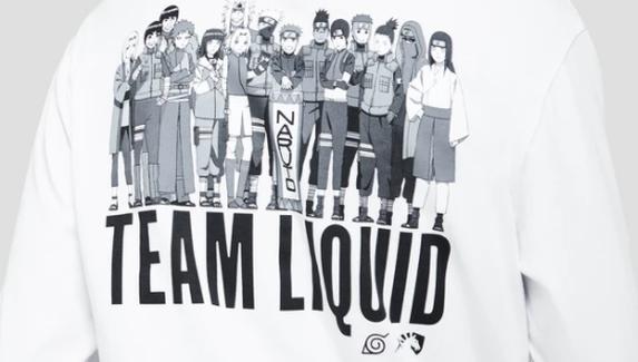 Совместный мерч Liquid и «Наруто» раскупили за три часа — сайт магазина не выдержал нагрузки