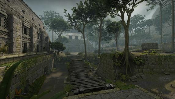 На новой карте Ancient в CS:GO нашли баг со световой гранатой