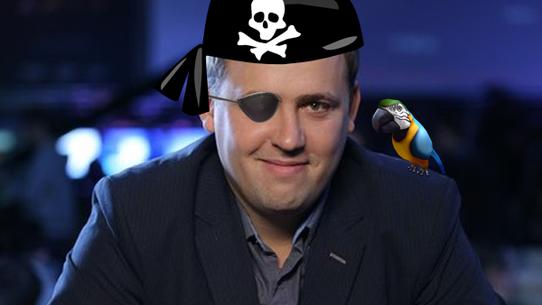 V1lat - пират! Что?
