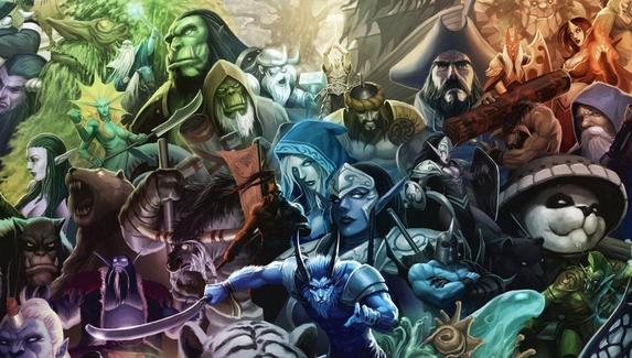 Ностальгический тест — кем были герои Dota 2 в Warcraft III