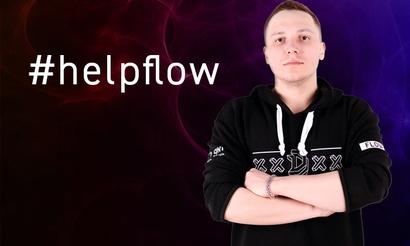 Flow играет за Double Dimension на квалификации EPICENTER XL. У него операция через несколько дней