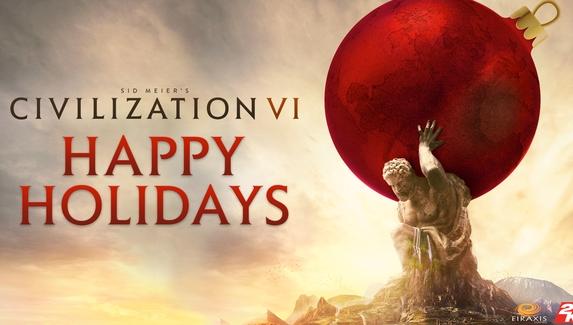 Sony опубликовала новогодние открытки от EA, Firaxis, Naughty Dog и других игровых студий