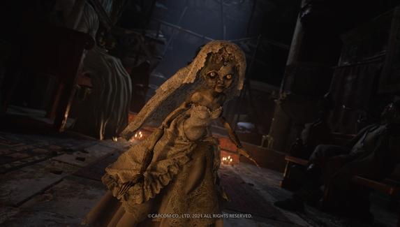 Обзор Resident Evil Village — как я убил и продал Леди Димитреску