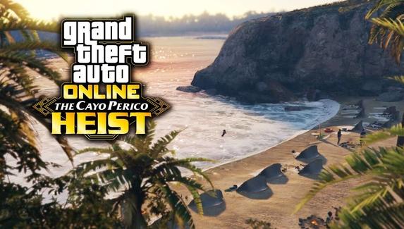 Моддер перенёс ограбление The Cayo Perico Heist в одиночный режим GTA V