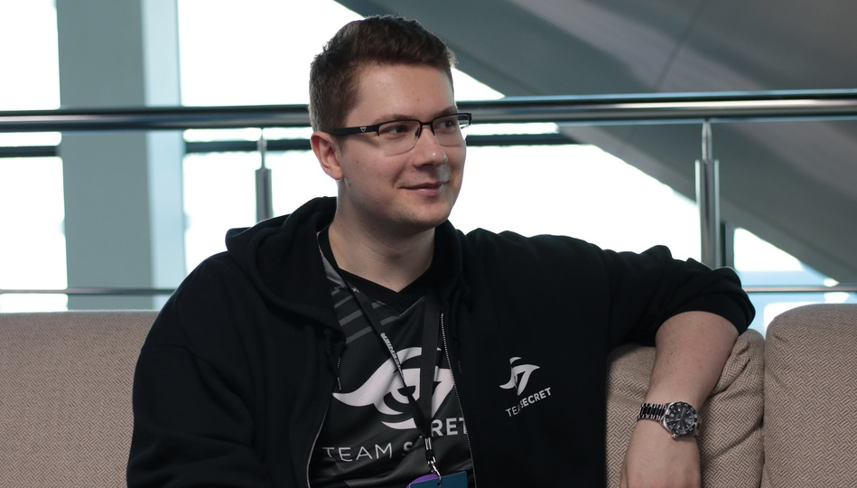 "Puppey: ""I don't want to step into that situation where I get just a good player that wants to be all over the place."""