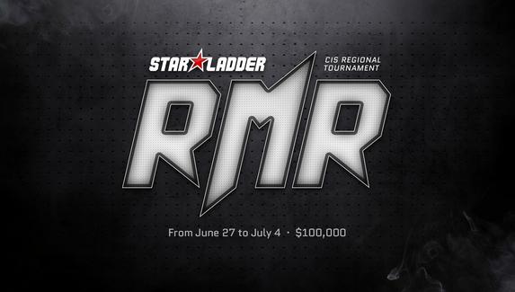 Стали известны составы групп в закрытой квалификации на StarLadder CIS RMR 2021