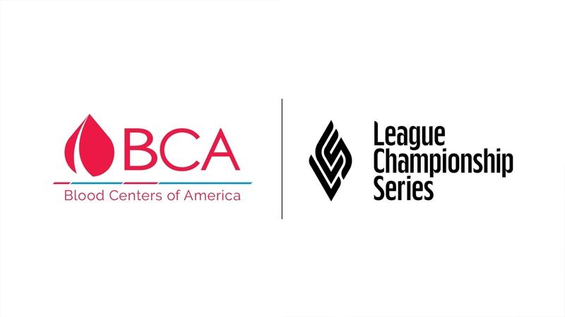 Логотипы ассоциации и чемпионата LCS