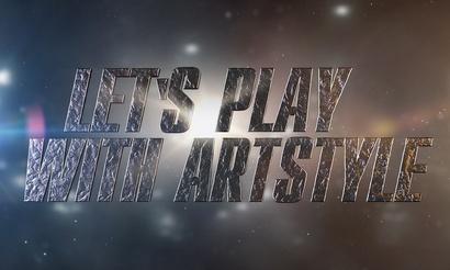 Премьера фильма «Let's play with ArtStyle»
