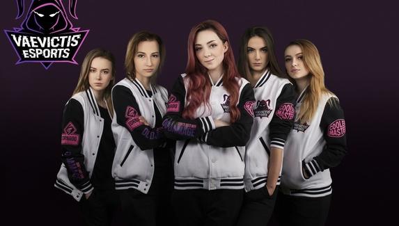 Vaevictis eSports собрала женский состав для LCL 2019
