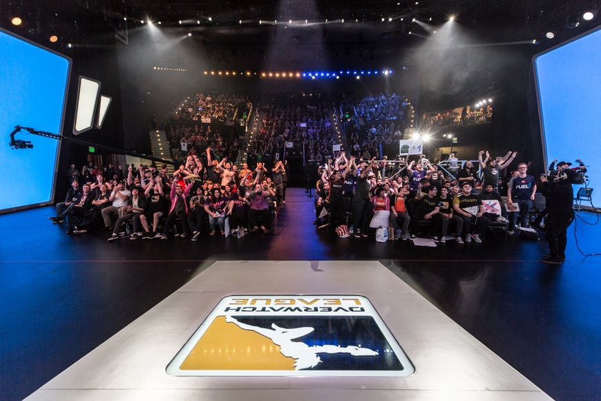 OWL breaks 1 million concurrent viewers on its first day