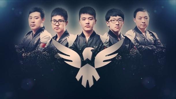 Состав Wings Gaming