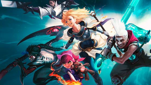 Riot Games рассказала о киберспортивных планах на Wild Rift, Teamfight Tactics и Valorant