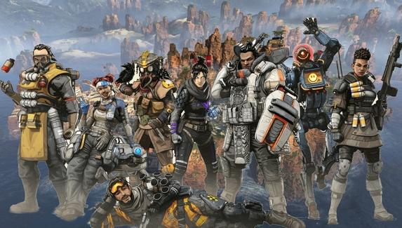 Датамайнер слил в сеть данные о семи новых персонажах Apex Legends