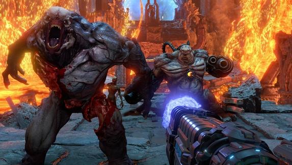 90 баллов из 100 — опубликованы первые оценки Doom Eternal