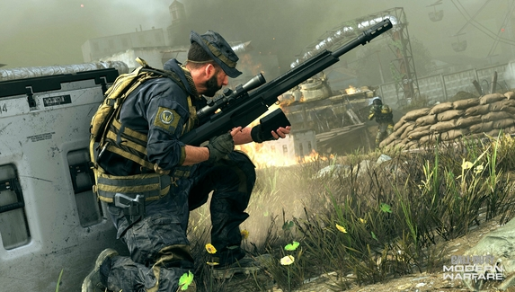В CoD: Warzone добавят ещё один полностью чёрный скин