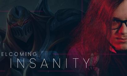 Insanity заменил Mickey в Team Liquid Academy