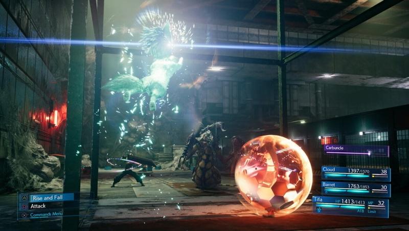 Final Fantasy VII; источник: блог PlayStation