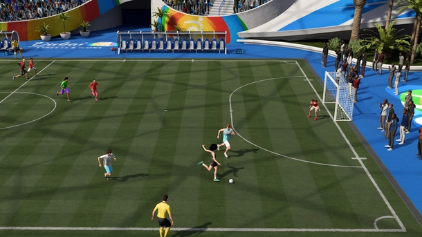 Volta в FIFA 21