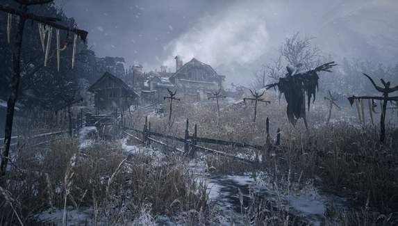 Объявлена дата релиза Resident Evil Village