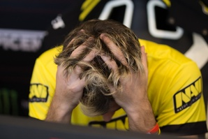 End of the line? Community reacts to NaVi elimination at TI8 qualifiers