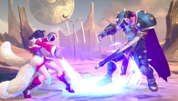 Riot Games представила файтинг по вселенной League of Legends
