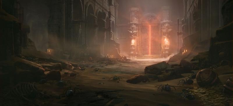 Загрузочные арты Diablo Immortal. Источник: wowhead.com