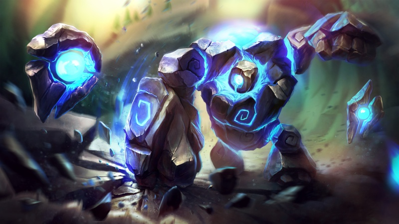 Junglers might not have to relearn the game this preseason   Art by Riot Games