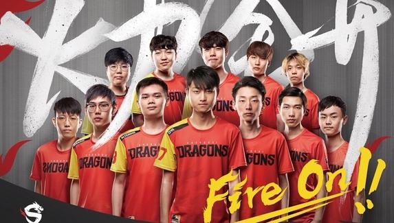 Коронавирус стал причиной переезда Shanghai Dragons в Южную Корею
