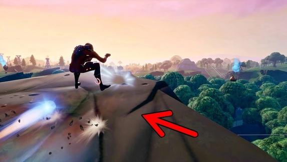 В Fortnite нашли баг с невидимым квадроциклом