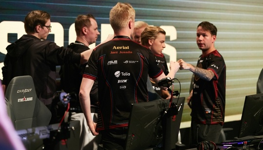 Quarterfinalists determined for StarSeries Season 6 playoffs