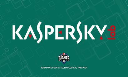 «Лаборатория Касперского» стала партнером Vodafone Giants