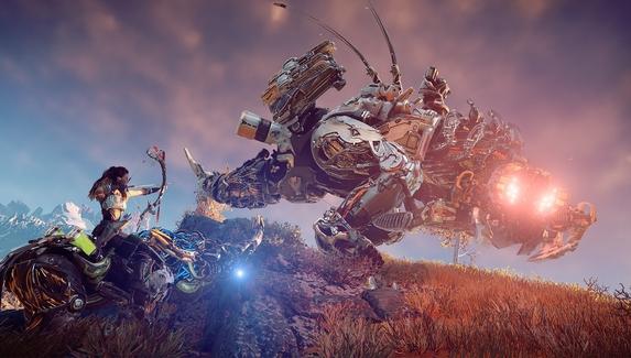 Sony раздаст Horizon Zero Dawn и еще девять игр до конца весны